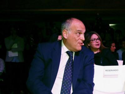 Tebas, molt crític amb la reforma de les competicions europees