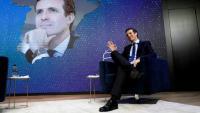 El líder del PP en un acte a Madrid aquest dilluns