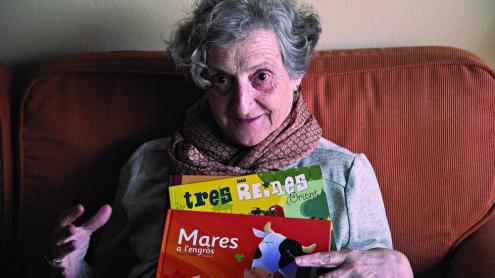 Teresa Duran, escriptora i il·lustradora