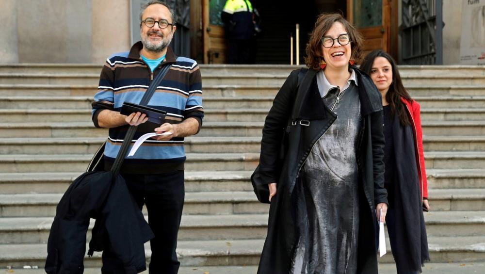 """Reguant i Baños demanen anul·lar la sanció per negar-se a respondre Vox al Suprem al·legant """"objecció de consciència"""""""