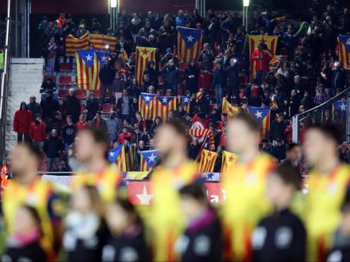 Futbol contra la repressió