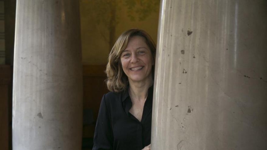 <b>Izaskun Arretxe,</b> directora de l'àrea de Literatura i Pensament de l'IRL