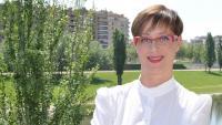Ángeles Ribes, candidata de Ciutadans a l'alçaldia de Lleida