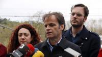 El candidat d'En Comú Podem, Jaume Asens