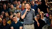 Pablo Iglesias, candidat d'Unides Podem a les eleccions del 28-A