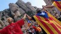"""""""Si fem les coses ben fetes, els catalans, els nostres fills i nets, podran viure millor que nosaltres i trobar més oportunitats de treball"""""""