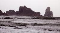 Onades a les illes Medes
