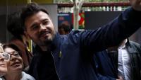 El número 2 d'ERC per Barcelona, Gabriel Rufián