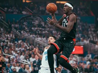 Siakam ha estat la gran estrella dels Raptors