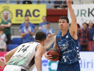 Dani  Pérez apunta a MVP de l'ACB amb 36 de valoració