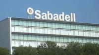 La seu de Banc Sabadell a Sant Cugat del Vallès