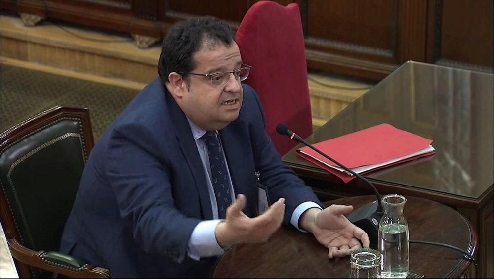 L'excoordinador del Pacte Nacional pel Referèndum, Joan Ignasi Elena