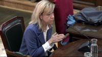 L'expresidenta de l'AMI i alcaldessa de Vilanova i la Geltrú, Neus Lloveras