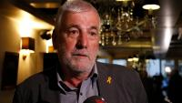 El candidat de JxCat al senat per Girona, Jami Matamala