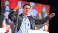 El candidat del PSOE a les generals, Pedro Sánchez