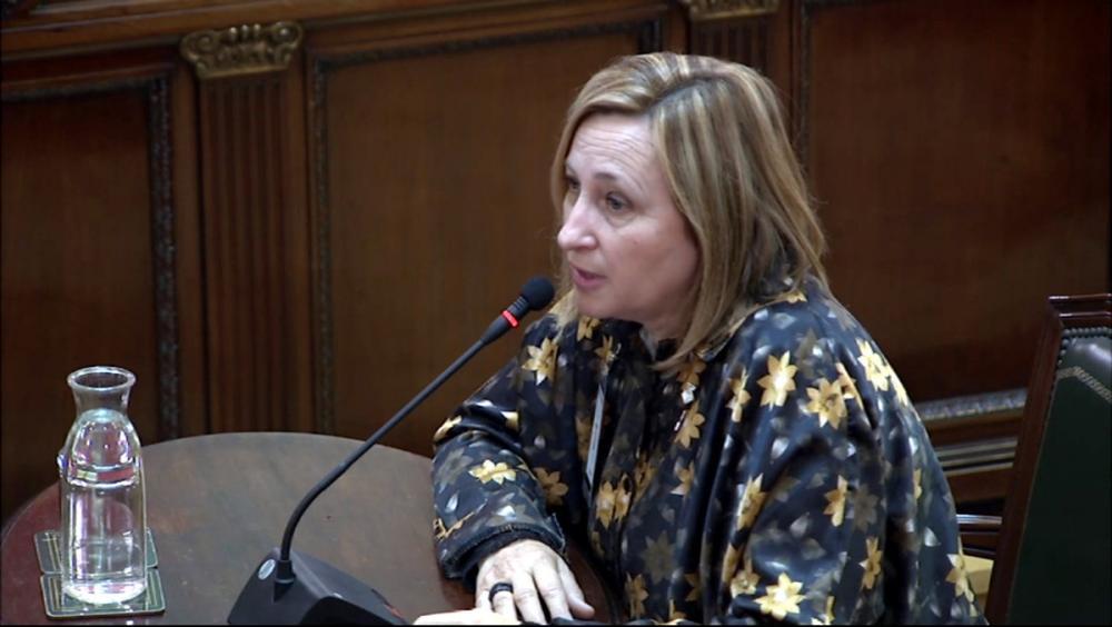 L'alcaldessa de Sant Vicenç dels Horts, Maite Aymerich