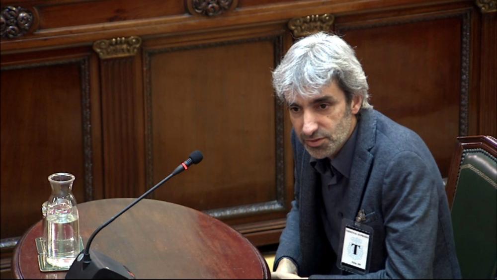 El director de la Fundació per la Pau, Jordi Armadans