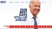 Joe Biden va presentar ahir la seva candidatura a la nominació demòcrata amb un vïdeo difós a internet