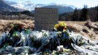 Acte d'homenatge a les víctimes de l'avió de Germanwings