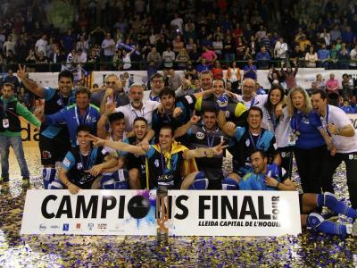 El Lleida va guanyar el títol l'any passat i el vol revalidar