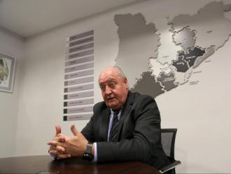 Joan Soteras continuarà amb les funcions de president de la catalana mentre és vicepresident de l'espanyola