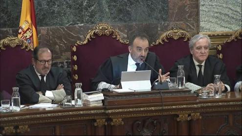 Manuel Marchena, president del Tribunal.