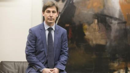 Joan Segarra, l'advocat de Santi Vila, creu que el més important del judici ha de venir