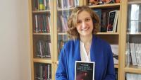 L'escriptora nascuda a Barcelona però criada en terres lleidatanes Anna Punsoda