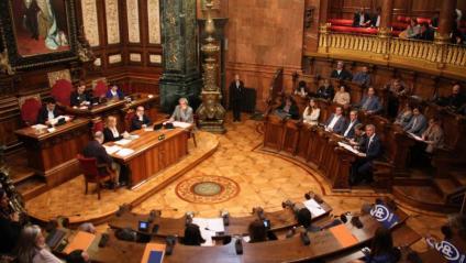 A hores d'ara, és una incògnita quins candidats –i, sobretot, en quin ordre– seuran el 15 de juny al saló de plens del consistori barceloní