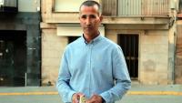 L'alcalde d'Alcarràs i candidat d'ERC a les eleccions europees, Miquel Serra
