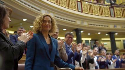 Meritxell Batet, la nova presidenta del Congrés