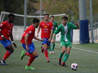 El Cornellà, únic equip català que jugarà la promoció