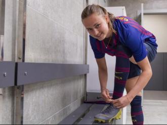 Caroline Graham Hansen, fitxatge del Barça