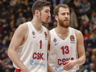 De Colo i Sergio Rodríguez són els dos motors del CSKA