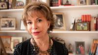 L'escriptora Isabel Allende, guanyadora del Premi Internacional de Novel·la Històrica Barcino