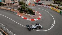 Hamilton en el circuit de Mònaco