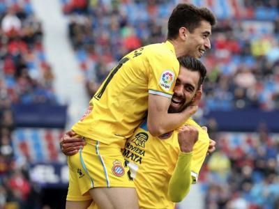 Borja Iglesias i Marc Roca són dues de les peces més cobejades en el mercat
