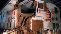 Un terratrèmol de magnitud 7,5 sacseja el Perú