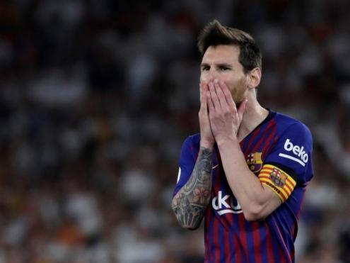 Leo Messi, un capità ferit