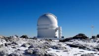L'instrument 'Cármenes' de Calar Alto (Almeria) va detectar l'exoplaneta juntament amb l'observatori del Montsec
