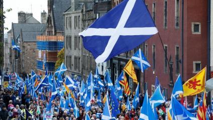 El suport a la independència ha crescut i és del 50%, segons les enquestes