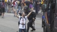 """""""La lluita pel dret a la protesta s'inicia ara"""""""