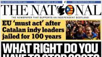 """""""The National"""", d'Escòcia"""
