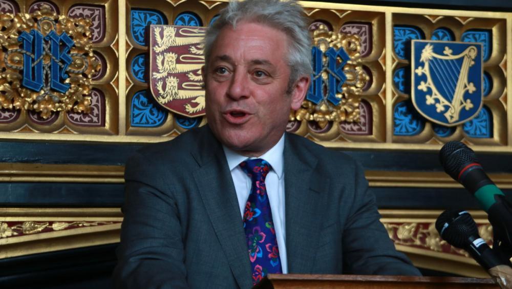 El president de la cambra del comuns, John Bercow, diu que Puigdemont seria benvingut a Westminster€