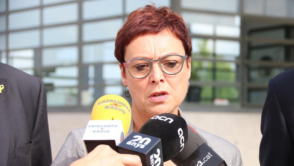 La germana de Dolors Bassa, Montse Bassa