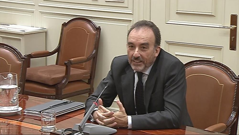 El president de la Sala Penal del Tribunal Suprem, Manuel Marchena