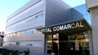 Una imatge de l'Hospital Comarcal d'Amposta