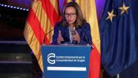 Nadia Calviño, vicepresidenta econòmica del govern espanyol