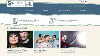 El festival Strenes de Girona ven més del 80% de les 10.600 entrades per l'edició del 2021