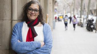 Margarita Barranco és psicòloga clínica experta en sectes i manipulació psicològica